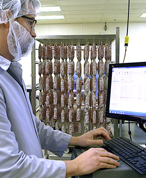 Creminelli Fine Meats bcFood ERP case study quality control