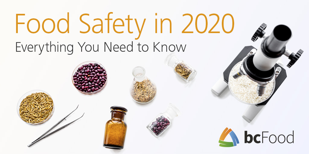 Food Safety in 2020 | bcFood